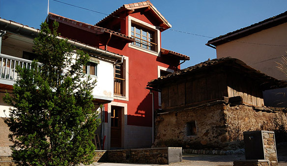 Rural apartments Monasterio